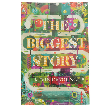 Good News Tracts, The Biggest Story, by Kevin DeYoung, Set of 25 Tracts