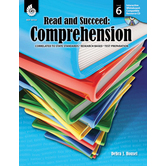 Read and Succeed: Comprehension: Level 6 W/CD-ROM