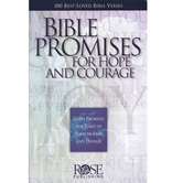 Bible Promises For Hope & Courage, by Rose Publishing, Pamphlet