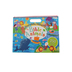Harvest House, Never-Ending Sticker Fun: Bible Animals, Spiral, 10 Pages, Ages   4-8