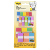 3M, Post-it, Flag Combo Pack, 320 Total Flags