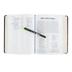 NASB Hebrew-Greek Key Word Study Bible, Bonded Leather, Black