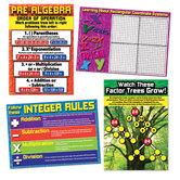 Pre-Algebra Bulletin Board
