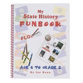 A Helping Hand, My State History Funbook Nebraska Set, Grades PreK-2
