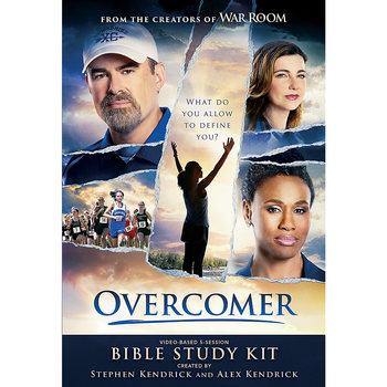 Overcomer Bible Study Kit, by Stephen Kendrick and Alex Kendrick, Kit