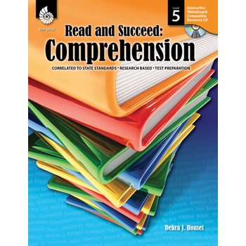 Read and Succeed: Comprehension: Level 5 W/ CD-ROM