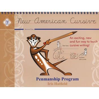 Memoria Press, New American Cursive 1