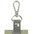 P. Graham Dunn, World's Greatest Grandpa Key Chain, Wood and Metal, Green, 2 x 6 1/2 inches