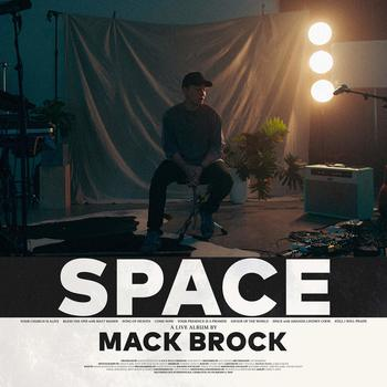 Space: Live, by Mack Brock, CD