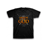 Kerusso, Ephesians 6:11, Armor of God, Men's Short Sleeve T-Shirt, Black, S-2XL