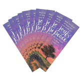 Salt & Light, Romans 15:13 Joy & Peace Bookmarks, 2 x 6 inches, 25 Bookmarks