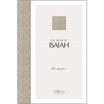 TPT The Book of Isaiah: The Vision, by Brian Simmons, Paperback