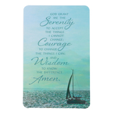 Dicksons, Serenity Prayer Pocket Card, 2 1/2 x 3 7/8 inches