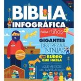 Biblia Infografica, by Brian Hurst, Hardcover