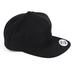 NOTW, Classic Snapback Cap, Black