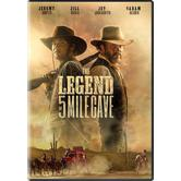 The Legend of the 5 Mile Cave, DVD