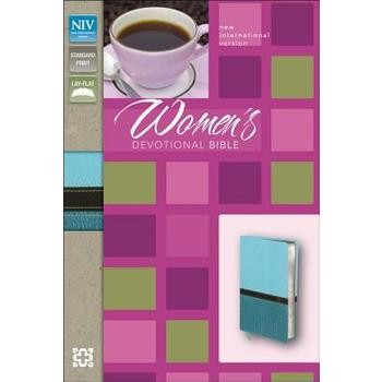 NIV Women's Devotional Bible, Imitation Leather, Multiple Colors Available