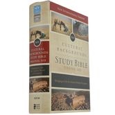 NIV Cultural Backgrounds Study Bible, Personal Size, Multiple Styles Available