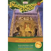 Adventures In Odyssey: Imagination Station Series, Books 7 to 9, by Marianne Hering, Boxed Set