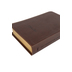 NIV Foundation Study Bible, Bonded Leather, Brown