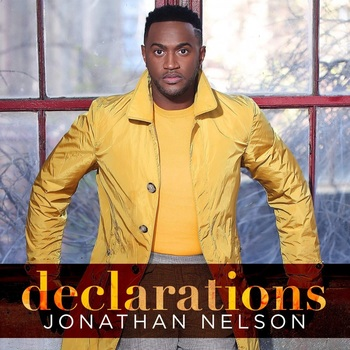 Declarations, by Jonathan Nelson, CD