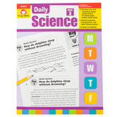 Evan-Moor, Daily Science Grade 3 Teacher's Edition, Reproducible, Paperback, 192 Pages
