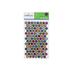 Chalk Talk Collection, Mini Incentive Stickers, Multi-Colored Stars, 1,050 Stickers