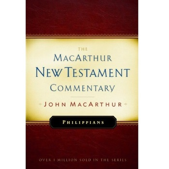 Philippians, The MacArthur New Testament Commentary, by John MacArthur, Hardcover