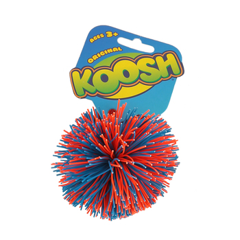 Basic Fun, Original Koosh Ball, Ages 3 and Older, 3 inches