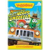 VeggieTales, Minnesota Cuke and the Search for Noah's Umbrella: A Lesson In Confidence, DVD