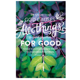 Salt & Light, All Things For Good Church Bulletins, 8 1/2 x 11 inches Flat, 100 Count