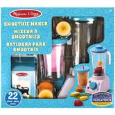 Melissa & Doug, Smoothie Maker Blender Play Set, 24 Pieces, Ages 3 & Older