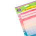 Teacher Created Resources, Watercolor Customizable Mini Incentive Charts, 5.25 x 6 Inches, Multi-Colored, 36 Sheets