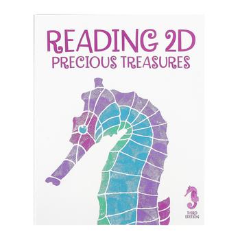 BJU Press, Reading 2D Student Text: Precious Treasures, 3rd Edition, Grade 2