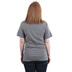 NOTW, Not Of This World Leopard, Women's Short Sleeve T-Shirt, Graphite Heather, Small