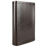 NKJV FamilyLife Marriage Bible: Equipping Couples for Life, Imitation Leather, Dark Brown