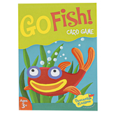 Peaceable Kingdom, Go Fish Card Game, 48 Cards, 3 to 6 Players, Ages 3 & Older