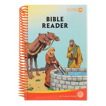 My Father's World, Bible Reader, Spiralbound, Grade 1