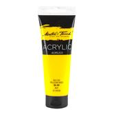 Master's Touch, Acrylic Paint, Yellow Medium, 4.1 Ounces, 1 Tube