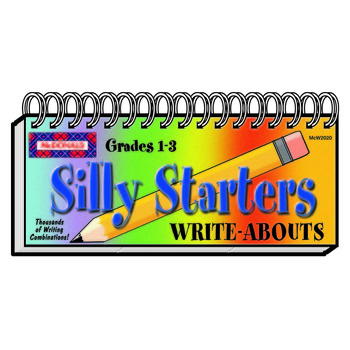 Silly Starters Write-Abouts