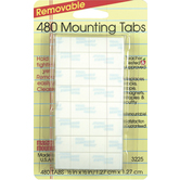 Removable Mounting Tabs