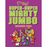The Beginner's Bible Super-Duper Mighty Jumbo Coloring Book