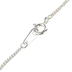 Dicksons, Teaching Is A Work Of Heart Women's Pendant Necklace, Silver Plated, 18 inches