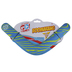 Toysmith, Bungle Bungle Soft Outdoor Boomerang, Foam, 13 1/2 inches, Ages 7 & Older