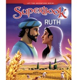 Pre-buy, Ruth, Superbook Series, by CBN, Hardcover
