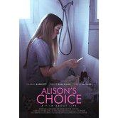 Alison's Choice, DVD