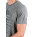 NOTW, Spirit Lead Me Where My Trust is Without Borders, Men's Short Sleeve T-Shirt, Gray