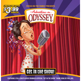 Adventures In Odyssey, Get in the Show Sampler, by Focus On The Family, CD