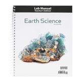 BJU Press, Earth Science Teacher's Edition Lab Manual, 5th Edition, Grade 8