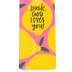Salt & Light, Smile God Loves You Tassel Bookmark, 2 1/4 x 7 inches